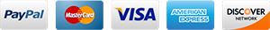 Site Surv USA accepted credit cards