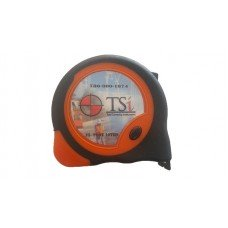 TSi 25' x 1 inch Engineer's Scale Measuring Tape 10ths